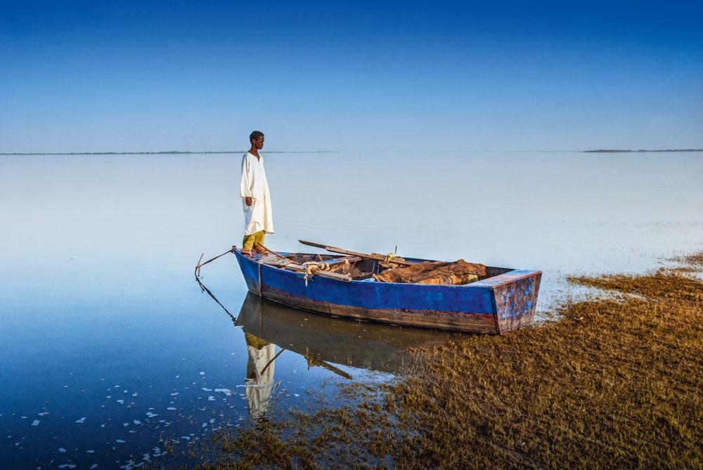 Fischer, Port Sudan
