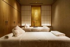 Massageraum im Hoshinoya Onsen