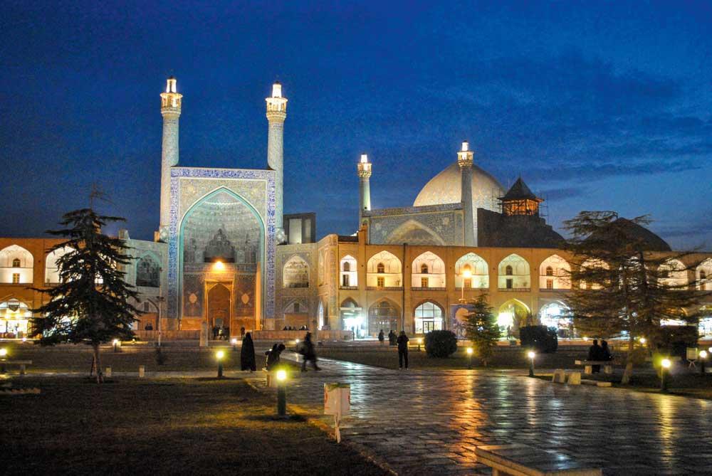 Imam-Platz, Isfahan, Iran