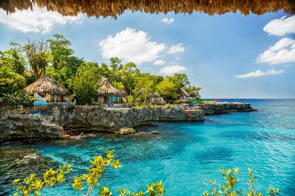 Badeparadies Negril, Jamaika