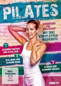 Pilates Grundkurs für Einsteiger – Nina Metternich