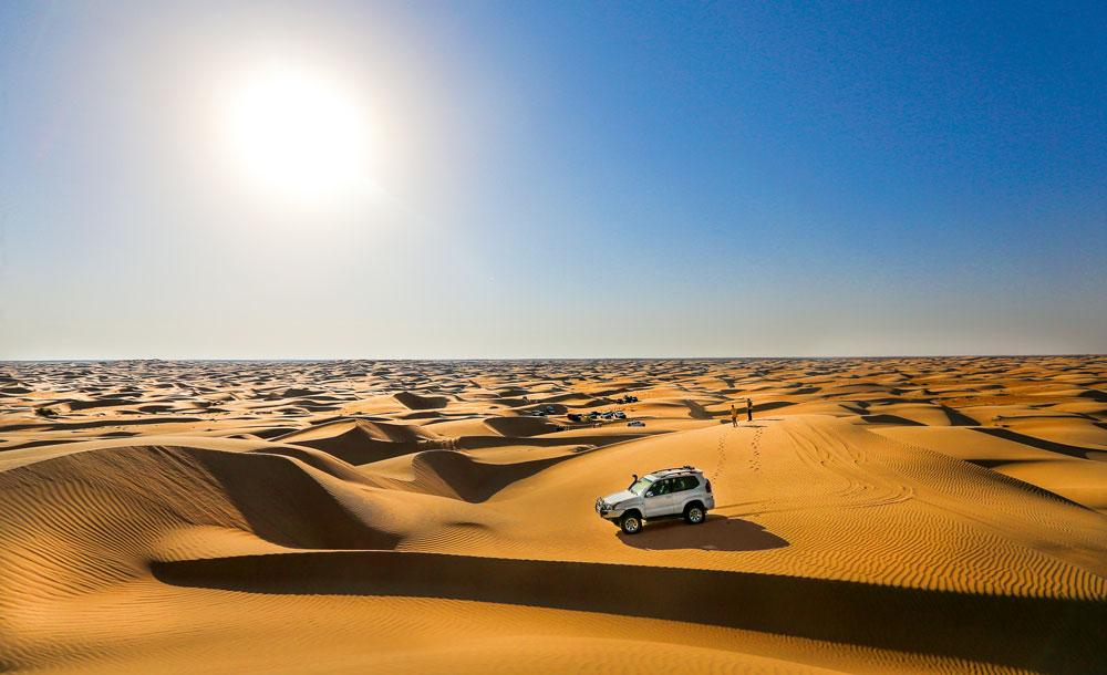 Oman Panazee Wüste