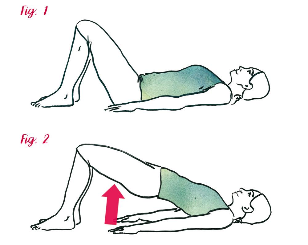 Hüftheber – Rückenschule für gesundes Leben