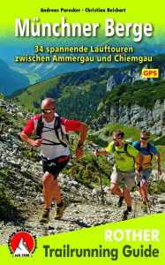 Trailrunning Guide Münchner Berge Rother Wanderbuch